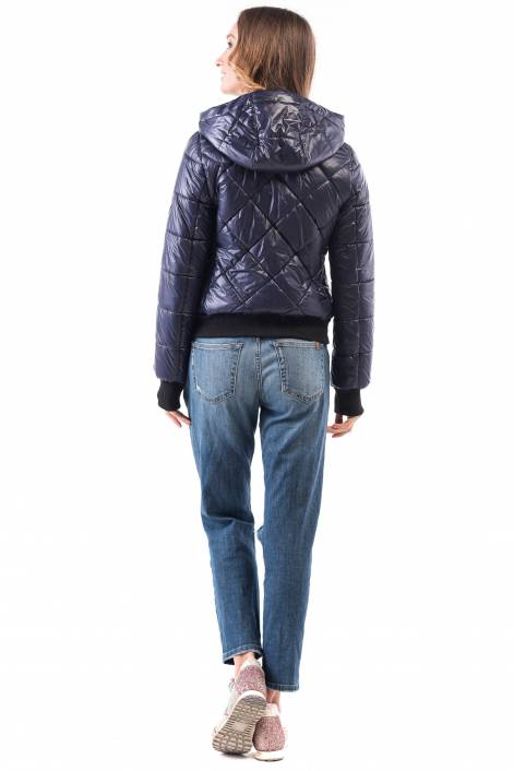 Fashionable quilted jacket 1810