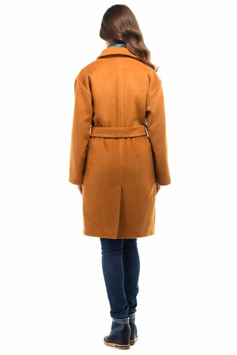 Cashmere coat 1733 to the knees