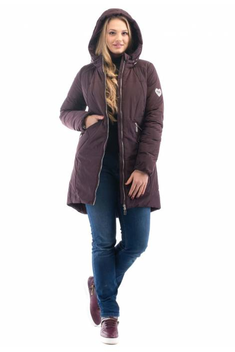 Jacket-coat 1710-A large size