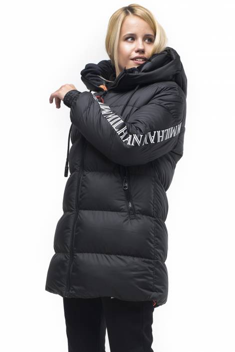 Trendy short down jacket №1991 - A (analogue of model №1991)