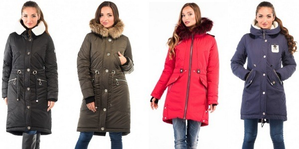 How to choose a women's jacket–parka?